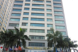 Office building – 512 Kim Ma, Ba Dinh district, Ha Noi, Viet Nam